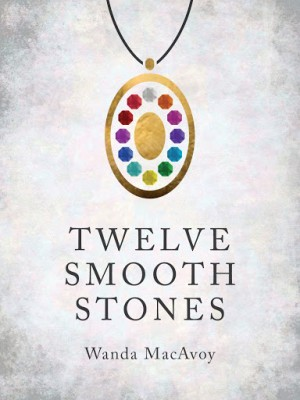 Copies of Twelve Smooth Stones is still available as an ebook - just click on the image!