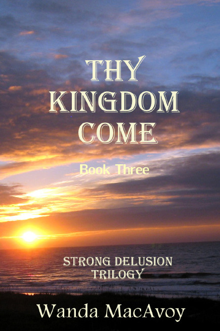 BookCoverPreview Thy Kingdom Come