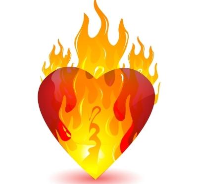 An Overflowing Heart