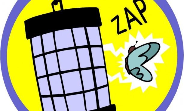 Bug Zapping Theology