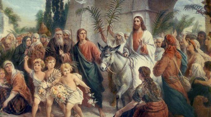 March 21–Week 3: PROPHECIES CONCERNING JESUS' DEATH