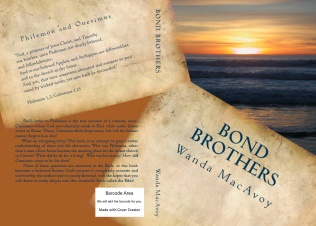 Bond Brothers new cover